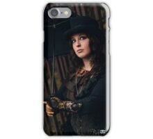 Steampunk at the tunnels #1 iPhone Case/Skin