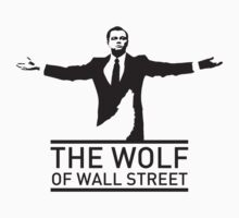 The Wolf of Wall Street - 'Wolfy' by PFordy4D