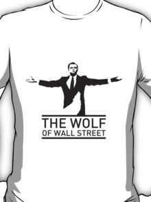 The Wolf of Wall Street - 'Wolfy' T-Shirt