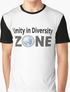 Unity in Diversity ZONE Graphic T-Shirt