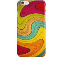 Funky 60s iPhone Case/Skin