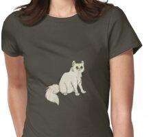 Mr. FluffyBottoms Womens Fitted T-Shirt