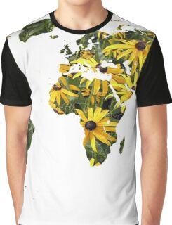 Rudbeckia World Graphic T-Shirt