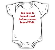 The Tunnel Walk One Piece - Short Sleeve