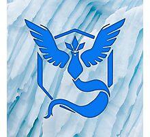 Team Mystic - Glacier Photographic Print