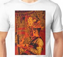 The mudra in trance. Unisex T-Shirt