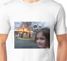 The Original Disaster Girl Unisex T-Shirt