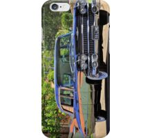 '59 Cadillac Fleetwood Limo iPhone Case/Skin