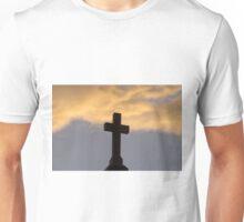 Cross and Sky Unisex T-Shirt