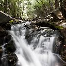 Surreal Waterfall by David Oreol