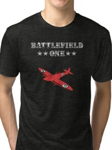 Battlefield World War One Red Baron Tri-blend T-Shirt