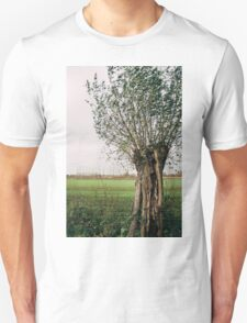 Pollard Willow In The Wind Unisex T-Shirt