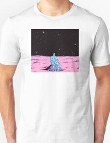 Dr. Manhattan on Mars Unisex T-Shirt