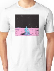 Dr. Manhattan on Mars Unisex T-Shirt
