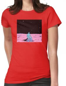 Dr. Manhattan on Mars Womens Fitted T-Shirt