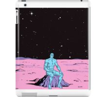 Dr. Manhattan on Mars iPad Case/Skin