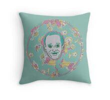 John Waters Throw Pillow