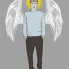 Angel by Sudjino