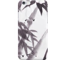 Original Bamboo design by Henrik Lee iPhone Case/Skin