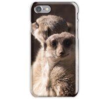 Meerkat Group iPhone Case/Skin