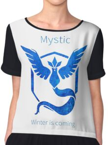 Pokemon GO - Winter Is Coming Chiffon Top