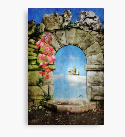 Once- Upon- A Dream Canvas Print