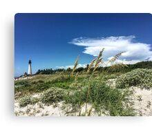 Beach Landscapes Canvas Print