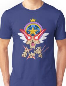 Star vs The Forces of Evil, Lazer Puppies Unisex T-Shirt