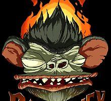 Bad Monkey by sebastianst