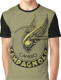 Campagnolo Vintage Italy Graphic T-Shirt