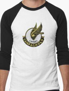 Campagnolo Vintage Italy Men's Baseball ¾ T-Shirt