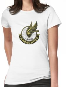 Campagnolo Vintage Italy Womens Fitted T-Shirt