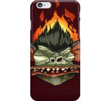 Bad Monkey iPhone Case/Skin