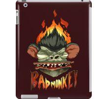 Bad Monkey iPad Case/Skin