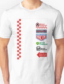 Street Prepared Racing Team replica Unisex T-Shirt