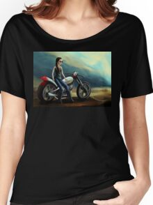 The road to the unknown Women's Relaxed Fit T-Shirt