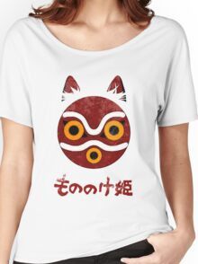 Princess Mask Women's Relaxed Fit T-Shirt