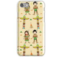 Little Indians iPhone Case/Skin