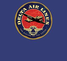 Delta Airlines Vintage USA Classic T-Shirt