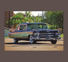 '59 Cadillac Fleetwood Limo One Piece - Short Sleeve