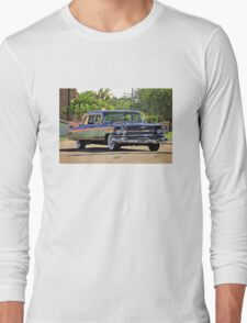 '59 Cadillac Fleetwood Limo Long Sleeve T-Shirt