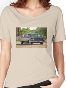 '59 Cadillac Fleetwood Limo Women's Relaxed Fit T-Shirt