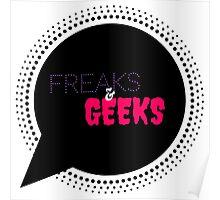 Freaks & Geeks Poster