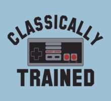 Classically Trained One Piece - Short Sleeve