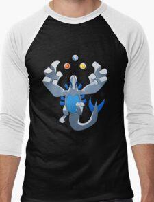 Beast of the sea simplified ver. Men's Baseball ¾ T-Shirt