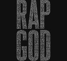 EMINEM RAP GOD Unisex T-Shirt