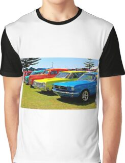 Sunday Drive Graphic T-Shirt
