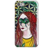 Oracle Card design iPhone Case/Skin
