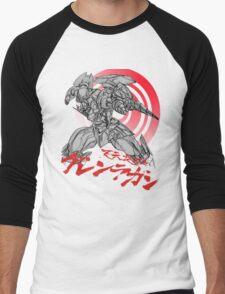 Gurren-Lagann Men's Baseball ¾ T-Shirt