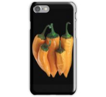 Five Cubanelles! iPhone Case/Skin